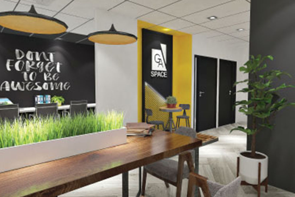 Coworking Place – Malaysia Co.